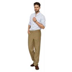 Pantalon homme en mélange...
