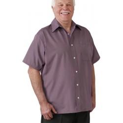 Lässiges Kurzarm-Hemd