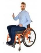 Pantalons - coupe pour fauteuil roulant